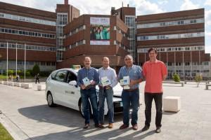 Los taxis incorporarán sensores para medir la calidad del aire