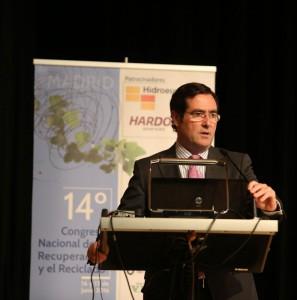 Antonio Garamendi Congreso FER
