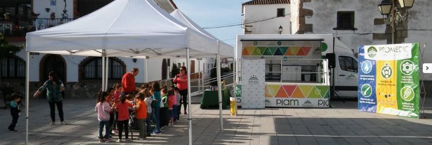 PROMEDIO lanza campaña para mejorar el reciclaje de papel y cartón en Badajoz