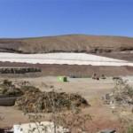 El nuevo modelo de gestión y tratamiento de residuos en Zonzamas estará operativo en septiembre