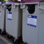 Identificada en Tenerife empresa que vertía aceites contaminantes en contenedores de basura