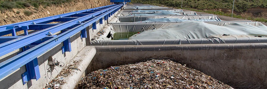 Un novedoso sistema aumenta el poder calorífico de los residuos en un 70%