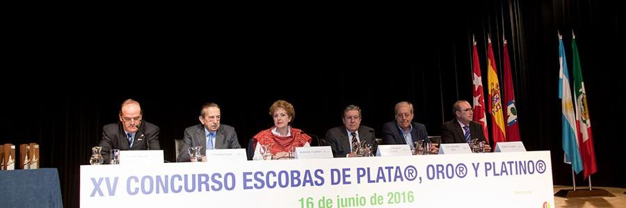 """Entregados los Premios """"Escobas"""" a las ciudades más limpias de España y Latinoamérica"""