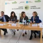 La Xunta y Ecoembes promoverán el reciclaje de envases en albergues del Camino de Santiago