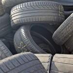 SIGNUS gestionó 190.000 toneladas de neumáticos usados en 2015