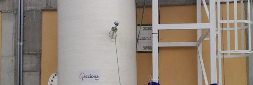 La planta piloto de Archena para depurar aguas con reducción de emisiones de CO2 ya está operativa