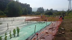 Ensayan en Asturias nuevas tecnologías de recuperación de suelos contaminados
