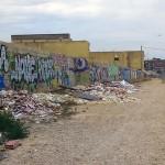 Denuncian la presencia de escombreras ilegales con miles de toneladas de residuos en Valencia