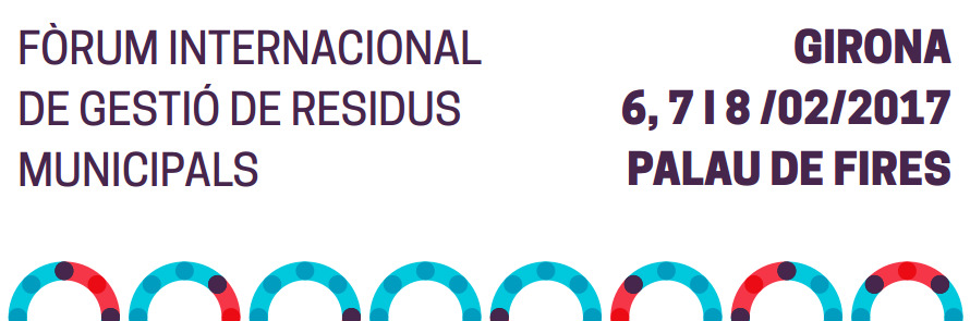 Girona acogerá el primer foro internacional sobre la gestión de residuos municipales
