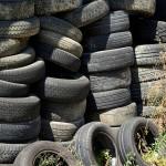 La gestión de residuos en el vertedero de neumáticos de Seseña no necesitará evaluación ambiental
