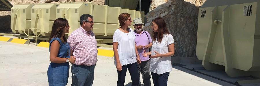 Nueva estación de transferencia de residuos en Jumilla (Murcia)