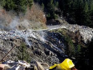 El fiscal de Medio Ambiente ha pedido a las fuerzas de seguridad que identifiquen y comuniquen los supuestos de depósitos o vertederos ilegales