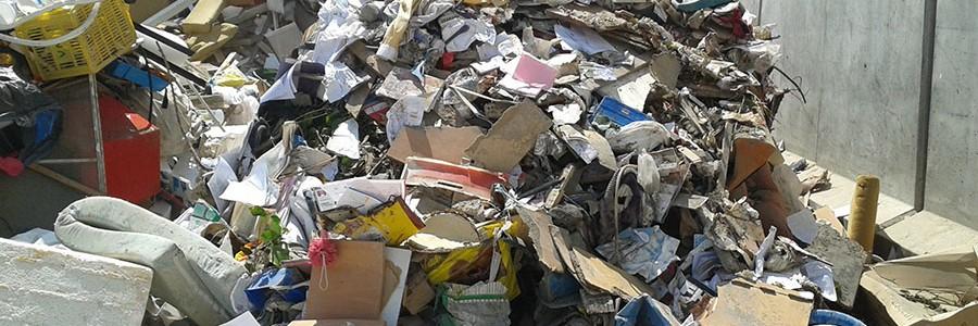 Proyecto para mejorar el reciclaje de residuos voluminosos