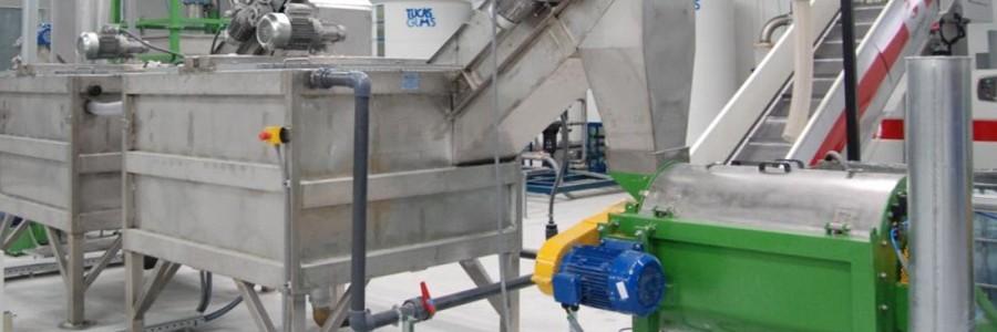 El plástico reciclado destintado ya puede usarse como materia prima de envases