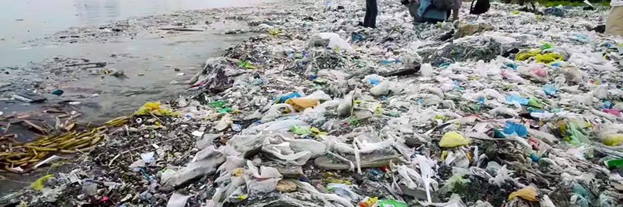 Primera iniciativa mundial contra la contaminación por plásticos