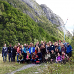 Jóvenes europeos firman una declaración conjunta en favor del medio ambiente