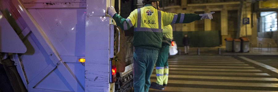 Adjudicado el contrato de recogida de residuos de Madrid por 687 millones de euros
