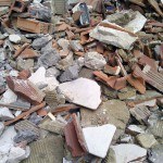 Crece por segundo año consecutivo la generación de residuos de construcción en Cataluña