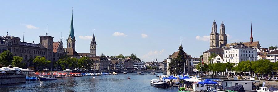 Un estudio pone a Zurich como la ciudad más sostenible del mundo