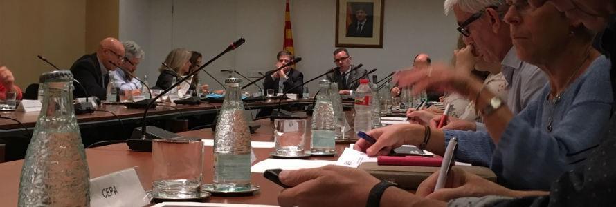 Constituido el Consejo para la Prevención y la Gestión de Residuos de Cataluña