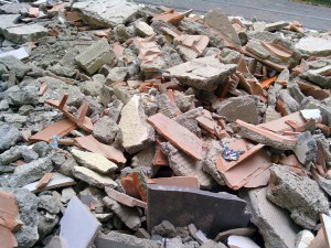 Analizan las oportunidades del árido reciclado en obra pública
