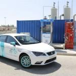 Combustible para vehículos a partir de aguas residuales