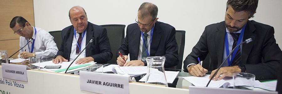La industria medioambiental vasca colaborará en la recuperación de espacios contaminados en Colombia
