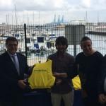 Clubes y escuelas náuticas reciclan 1.100 kilos de pilas este verano