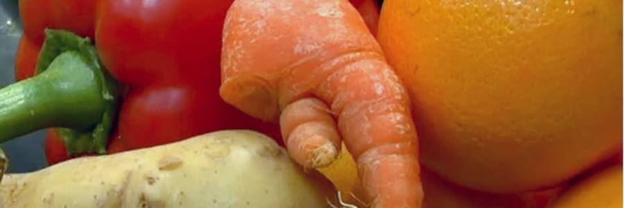 """Descuento en las frutas """"feas"""" para luchar contra el desperdicio alimentario"""