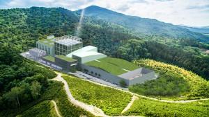 Tres UTE se presentan al concurso para construir la incineradora de Gipuzkoa
