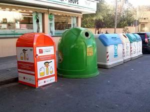 Huesca implanta la recogida selectiva de aceite usado