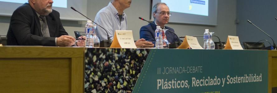 III Jornada sobre Plásticos, Reciclado y Sostenibilidad