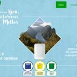 La campaña gallega del reciclaje lanza su propio sitio web