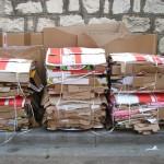 Cantabria prolonga el contrato para el suministro del papel y cartón procedente de la recogida selectiva