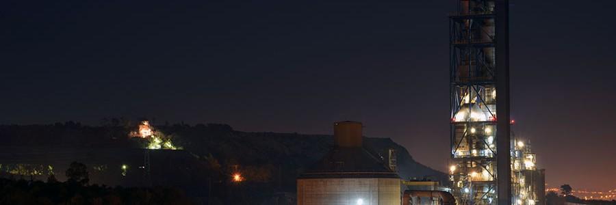 La industria cementera española valorizó 1,5 millones de toneladas de residuos en 2014