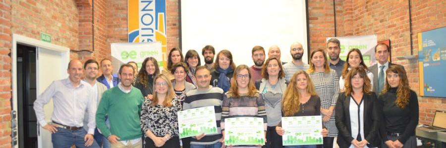 Un sistema remoto de control de vertidos gana la I edición del Greenweekend Gijón
