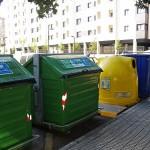 Recurrido el concurso para la renovación del parque de contenedores de residuos de Gijón