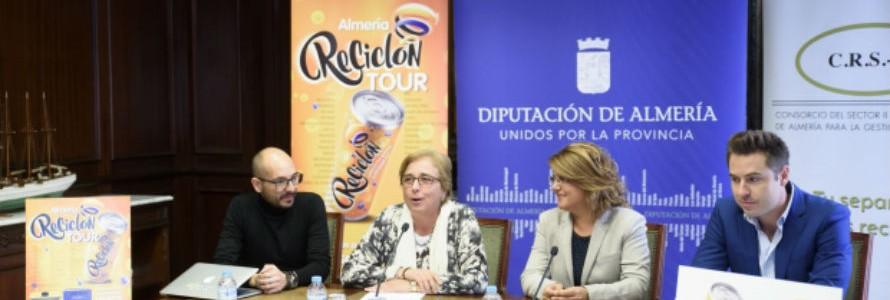 Reciclón Tour acercará el reciclaje a 48 municipios de Almería