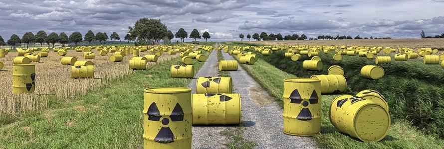 Ecologistas contra el almacenamiento en El Cabril y el transporte de residuos radiactivos
