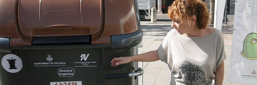 Valencia pone en marcha la recogida selectiva de materia orgánica