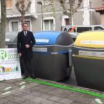 Getxo comienza la sustitución de 1.789 contenedores de residuos
