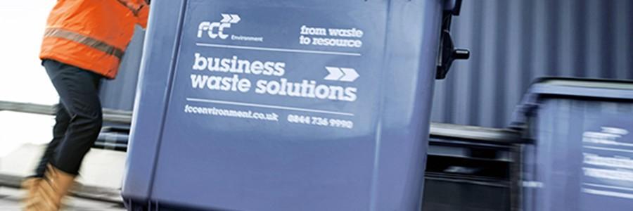 FCC se adjudica dos contratos de recogida de residuos en Reino Unido y República Checa