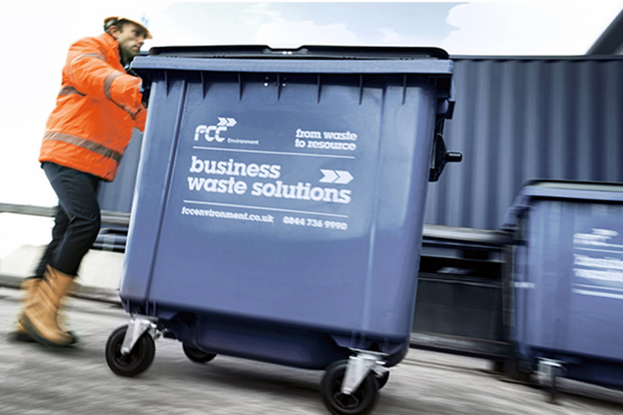 FCC se adjudica nuevos contraros d recogida de residuos en Reino Unido y República Checa