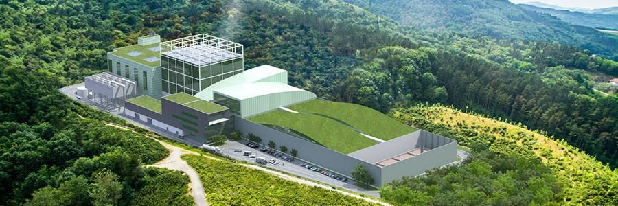 Adjudicada la construcción y explotación de la incineradora de Gipuzkoa por 768 millones