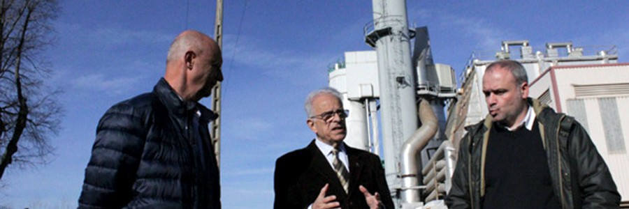 La incineradora de Girona avanza hacia su conversión en una planta de valorización energética