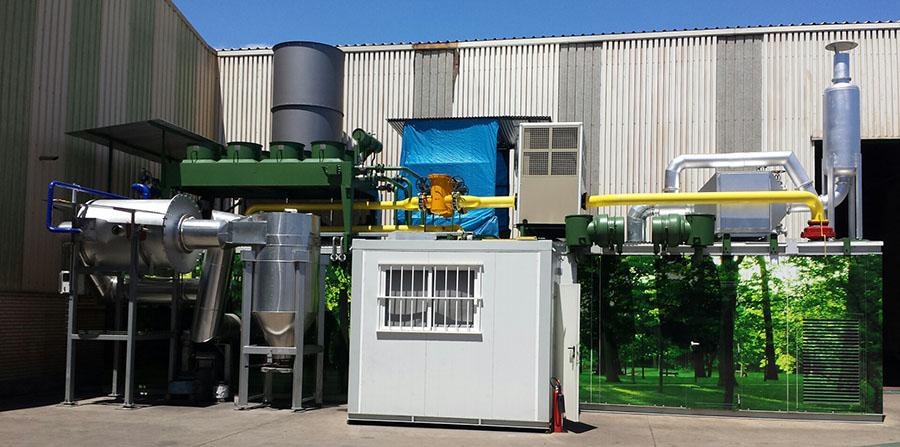 Una empresa de Elche desarrolla un novedoso proceso de gasificación para producir energía a partir de residuos urbanos