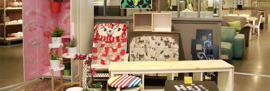 IKEA apuesta por la economía circular con «Salvemos los muebles»
