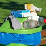 Cada andaluz generó en 2015 una media de 1,38 kilos de residuos al día