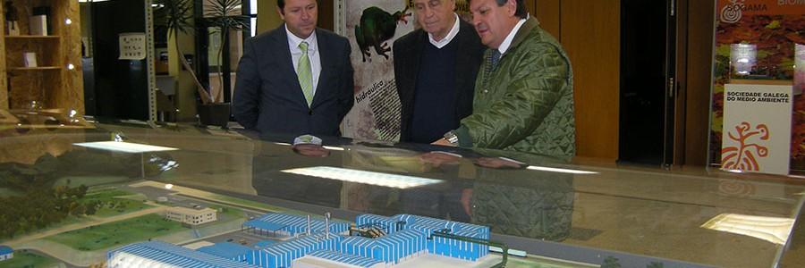 El Gobierno de Uruguay se interesa por el modelo de gestión de residuos de Sogama