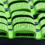 Obtienen suelas para zapatos con material reciclado